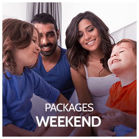 package weekend